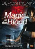 Magic in the Blood (Allie Beckstrom, Book 2)