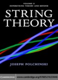 String Theory. Volume II, Superstring Theory and Beyond