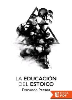 La educacion del estoico - Fernando Pessoa.pdf