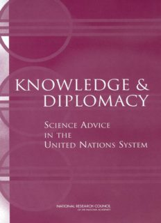 Knowledge and Diplomacy