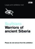 Scythians Warriors of ancient Siberia