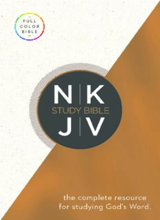 The NKJV Study Bible [Full-Color Edition]
