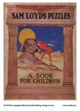 Sam Loyd's puzzles. A book for children