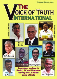 Voice of Truth