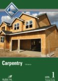 Carpentry Level 1 Trainee Guide, Paperback