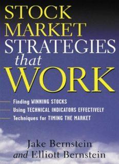 Jake Bernstein - Stock Market Strategies That Work.pdf