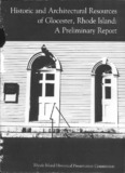 Historic and Architectural Resources of Glocester, Rhode Island