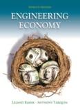 Leland Engineering Economy 7 th ed