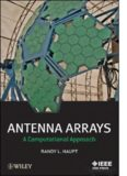 ANTENNA ARRAYS A Computational Approach Randy L. Haupt