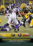 Packers Public Relations 920/569-7500 Jason Wahlers, Aaron Popkey