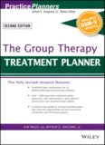 The Group Therapy Treatment Planner, with DSM-5 Updates