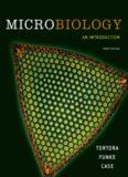 Microbiology 10th edition by Tortora