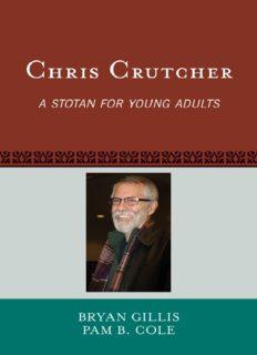 Chris Crutcher. A Stotan for Young Adults