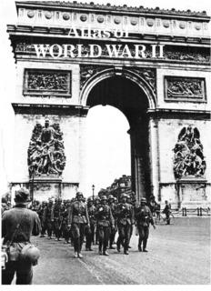 Atlas Of The World War II