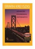 Kreyszig - Advanced Engineering Mathematics 9e BW