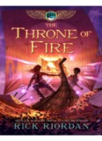 Kane Chronicles 02 - The Throne of Fire - Yola