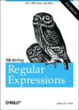 Mastering Regular Expressions, Second Edition Jeffrey E.F. Friedl