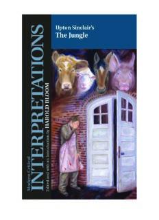 Upton Sinclair's the Jungle (Bloom's Modern Critical Interpretations)