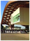 centre pompidou-metz rapport d'activite 2016