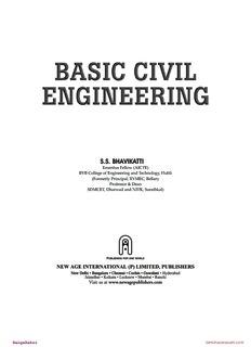 Basic Civil Engineering (Book)