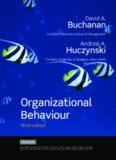 Organizational behaviour (9th edition)