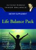 Anthony Robbins inner balance