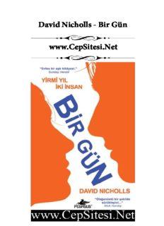www.CepSitesi.Net David Nicholls - Bir Gün