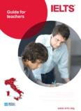 IELTS Guide for Teachers (pdf, 1MB) - British Council