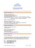 FIN3403 Business Finance, all sections, Tapley, C. - Warrington