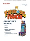 Fishbowl Frenzy Service Manuals