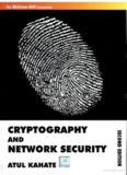 Cryptography & network security by atul kahate