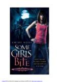 Chloe Neill - Chicagoland Vamps 1 - Some Girls Bite.wps