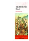 The Arab Revolt 1916-18: Lawrence sets Arabia ablaze (Campaign)