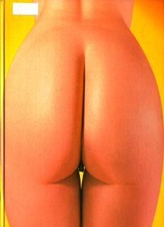 The Big Butt Book : the dawning of the age of ass