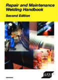 Repair and Maintenance Welding Handbook