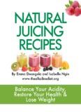 NATURAL JUICING RECIPES
