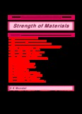 Strength of material by sk mondal