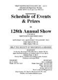 2013_Full Wentworth Show_Schedule.pdf - Wentworth Show