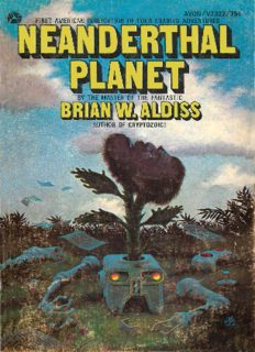 Aldiss, Brian W - Neanderthal Planet Tailored OCR