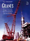 Cranes – Design, Practice and Maintenance 2nd Ing. J. Verschoof