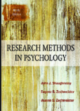 John J Shaughnessy Eugene B Zechmeister Jeanne S Zechmeister Research methods in ...