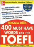 400 Must-Have Words for the TOEFL® - List English