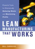 Lean Manufacturing That Works