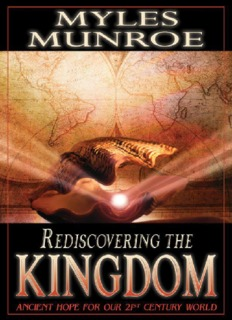 Rediscovering The Kingdom