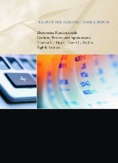 Electronics Fundamentals. Circuits, Devices, and Applications