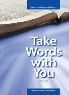 Scripture Promises & Prayers a manual for intercession - Desiring God