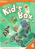 Kid's Box 4 (activity book)