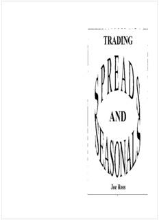 Joe Ross - Trading Spreads And Seasonals.pdf
