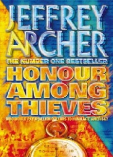 Honour Among Thieves - Jeffrey Archer.pdf