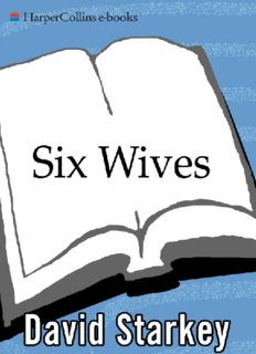 Six Wives- The Queens of Henry VIII
